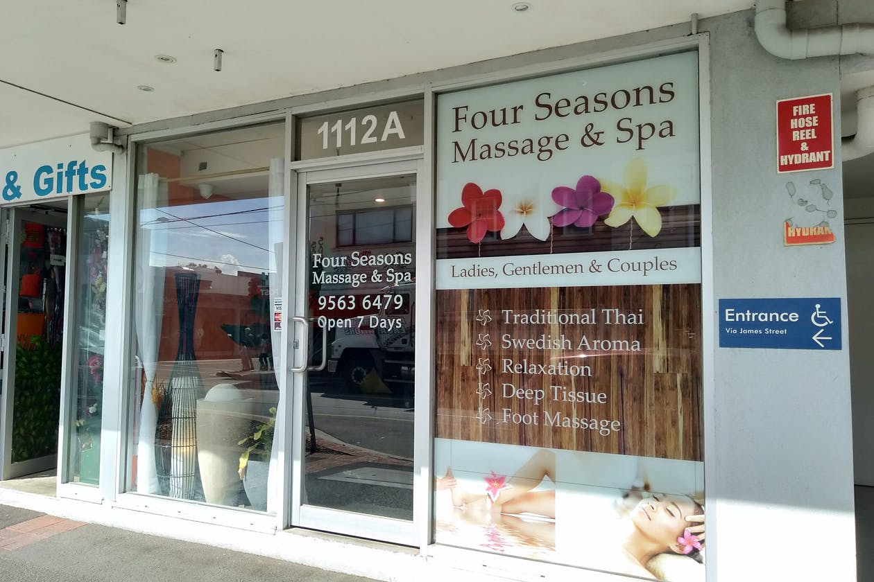 Four Seasons Massage & Spa - Glen Huntly