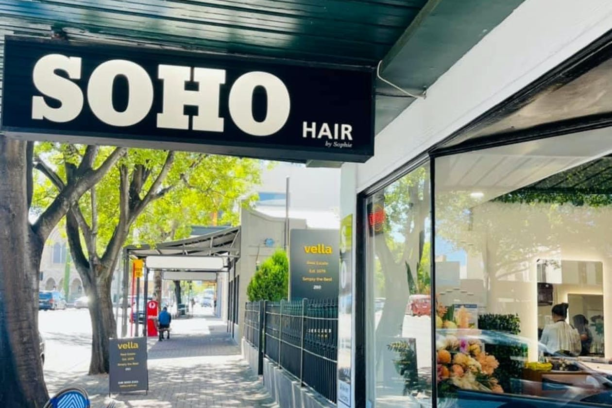 Soho Hair by Sophie