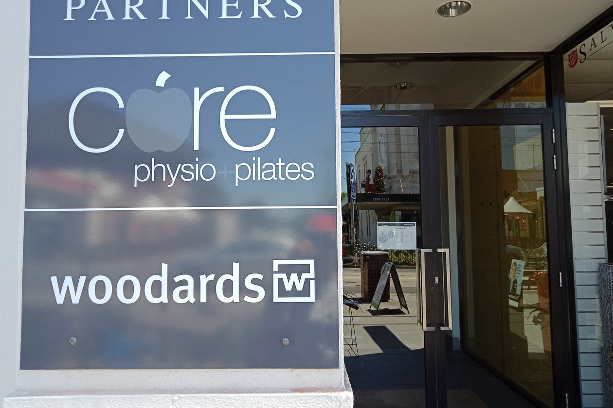 Core Physio + Pilates
