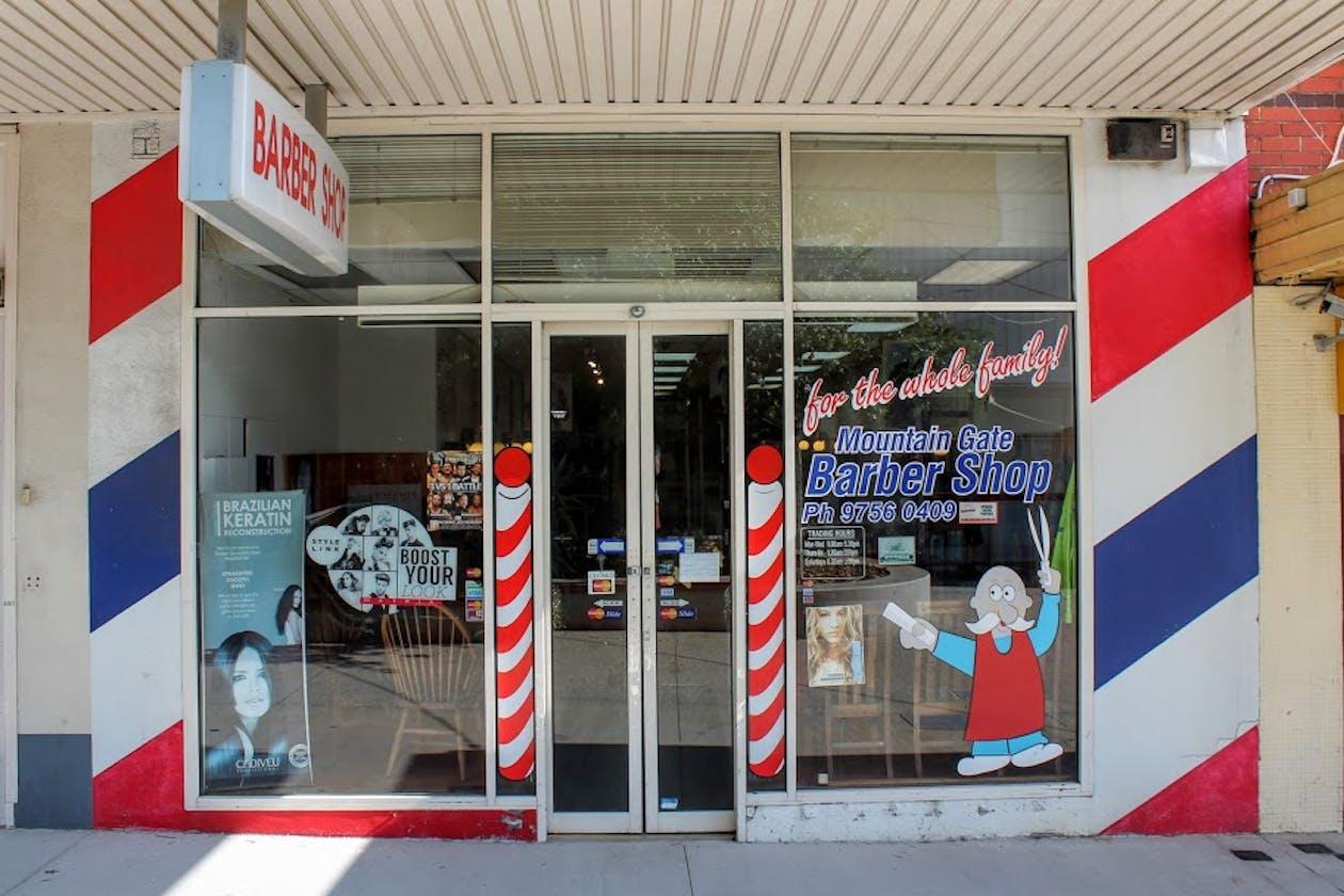 Mountain Gate Barber Shop
