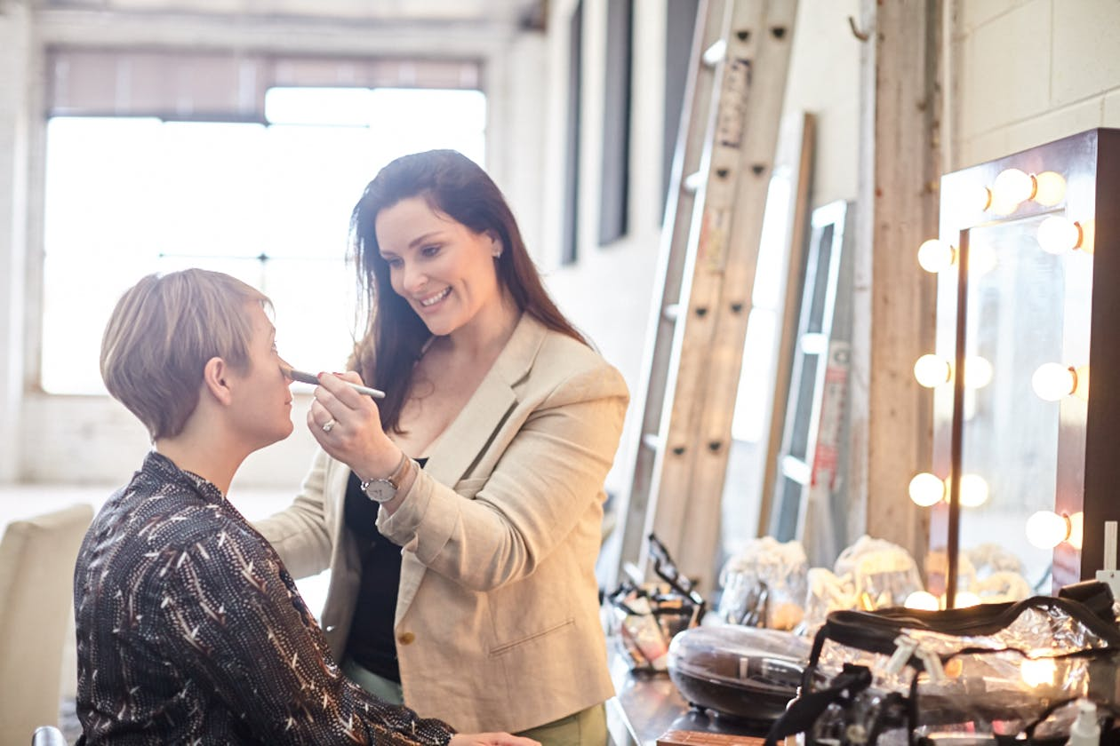 Karina Bruce Hair & Makeup image 10
