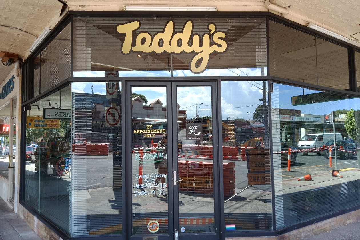 Teddy's Barber Co