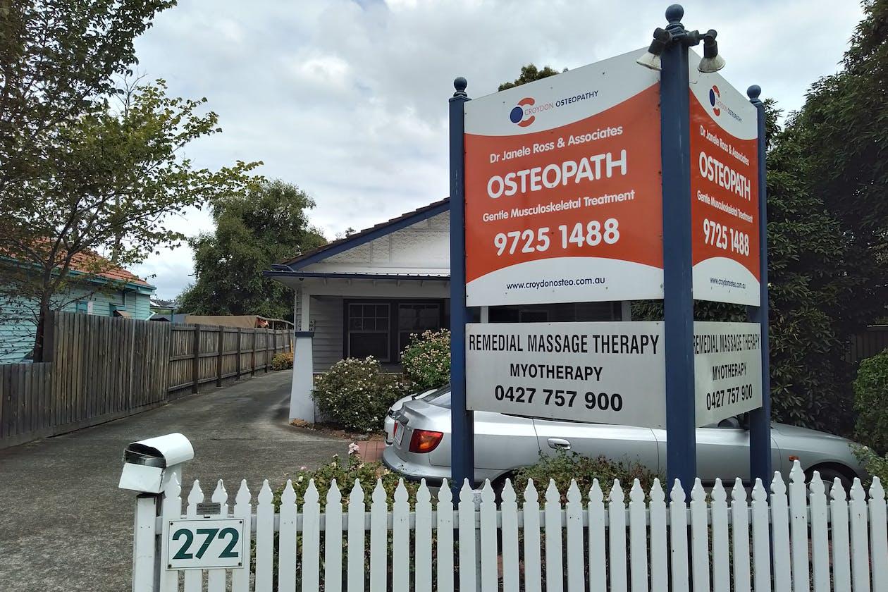 Croydon Osteopathy