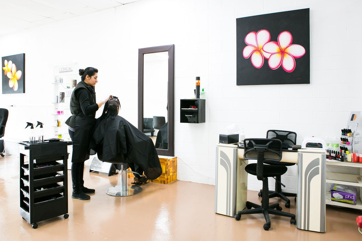 Flawless Beauty And Hair Salon