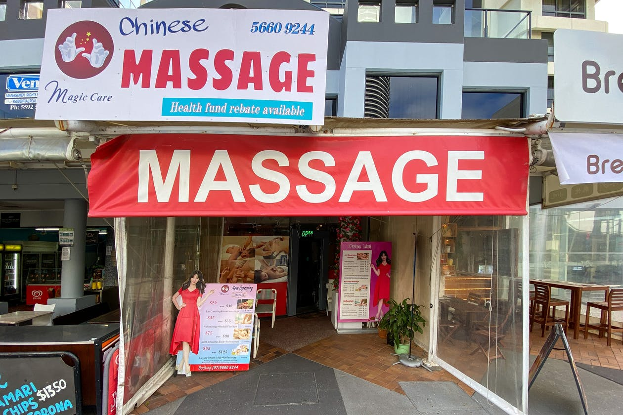 Magic Care Massage - Broadbeach