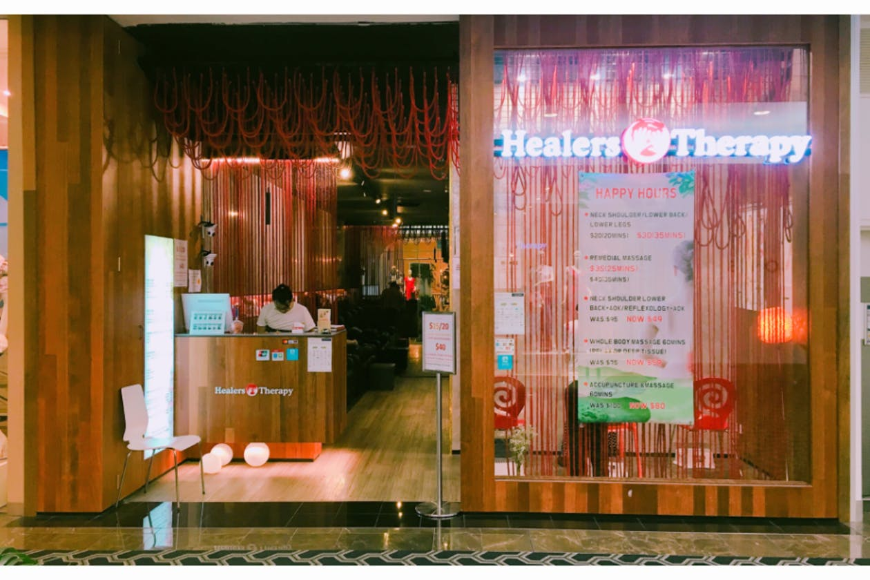 Healers Therapy - Carindale