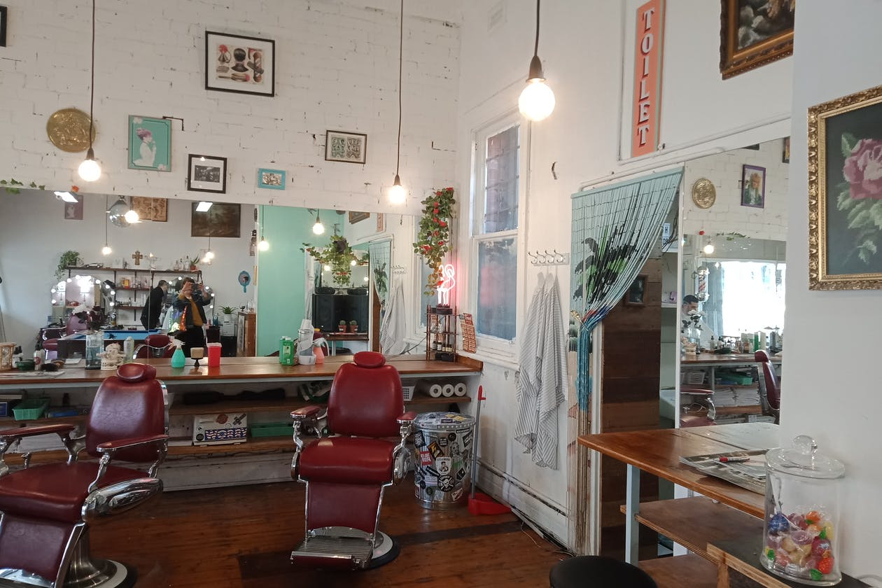Little Rebel Barbershop