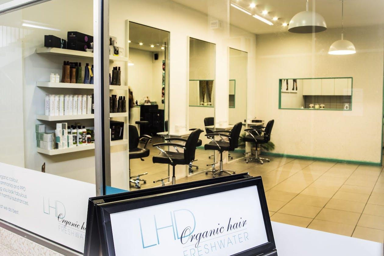 LHD Organic Hair