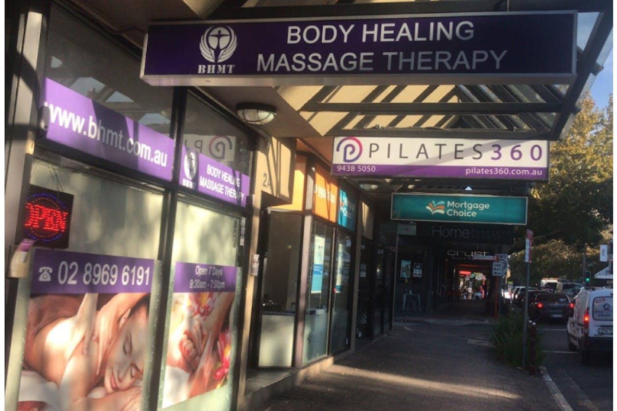 Body Healing Massage Therapy