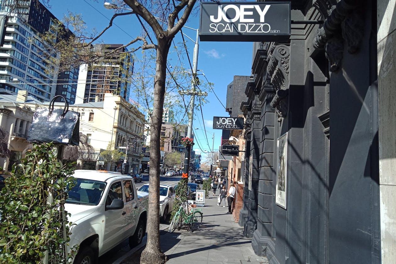 Joey Scandizzo Salon