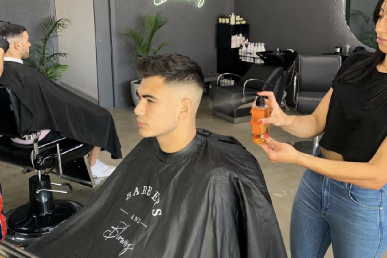 Barbers and Blowaves image 8