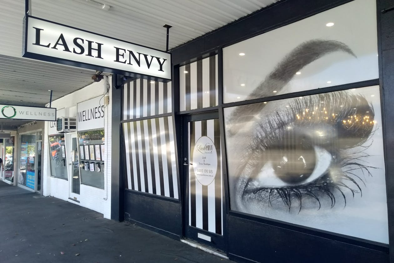 Lash Envy Melbourne- Hampton