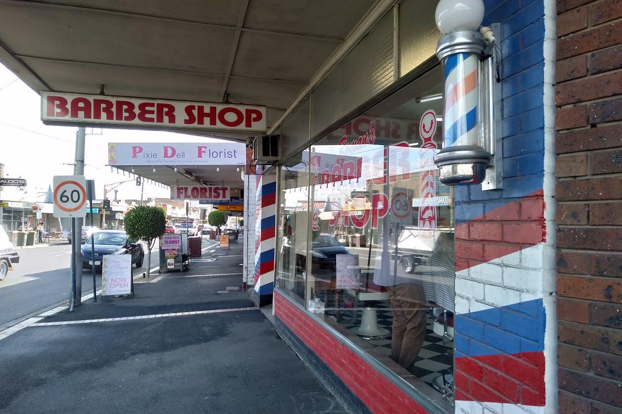 Roman's Barber Shop