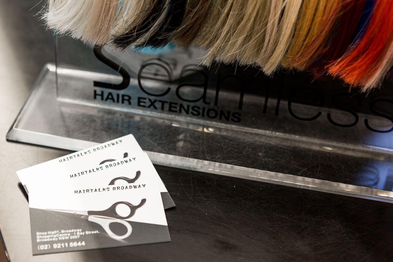 Hair Talks image 9