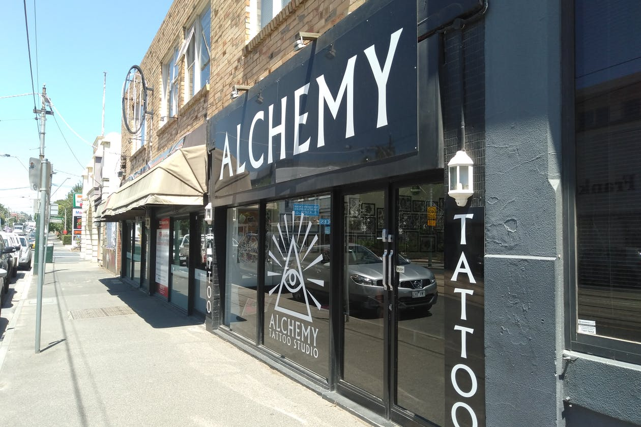 Alchemy Tattoo Studio - Hawthorn