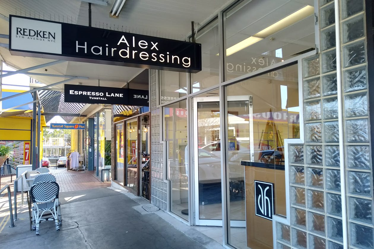 Alex Hairdressing