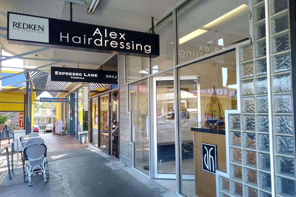Alex Hairdressing