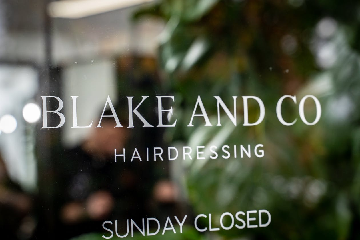 Blake and Co Hairdressing