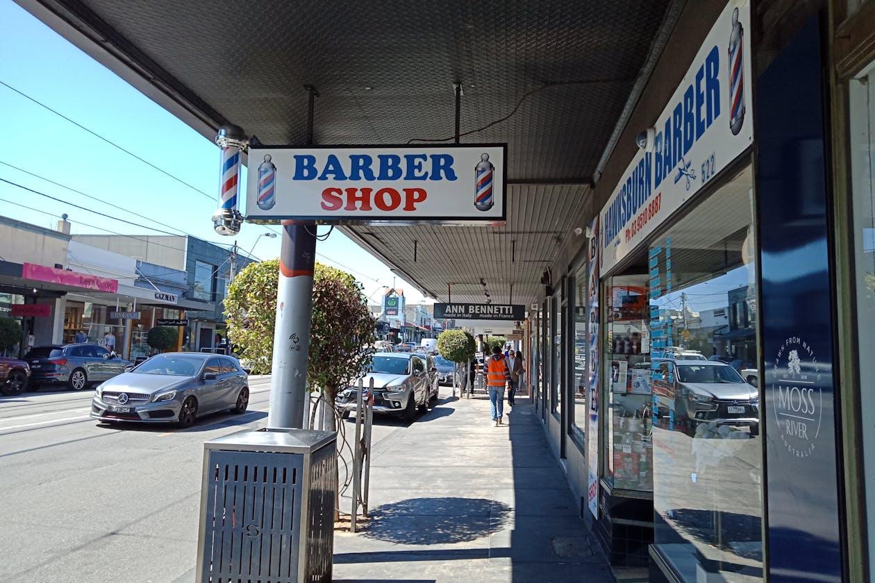 Hawksburn Barbers image 2