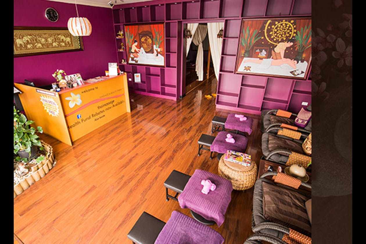 Wellbeing Thai Massage - Wentworthville