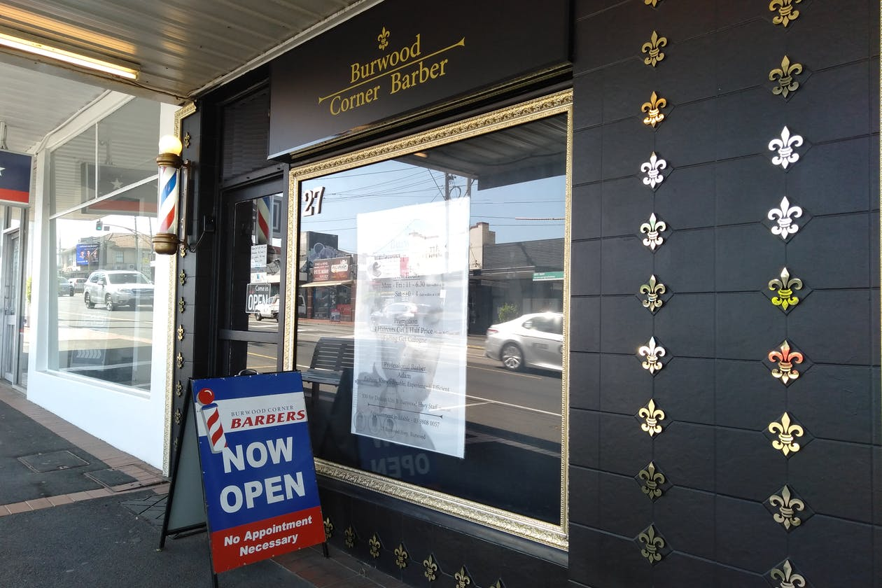 Burwood Corner Barber