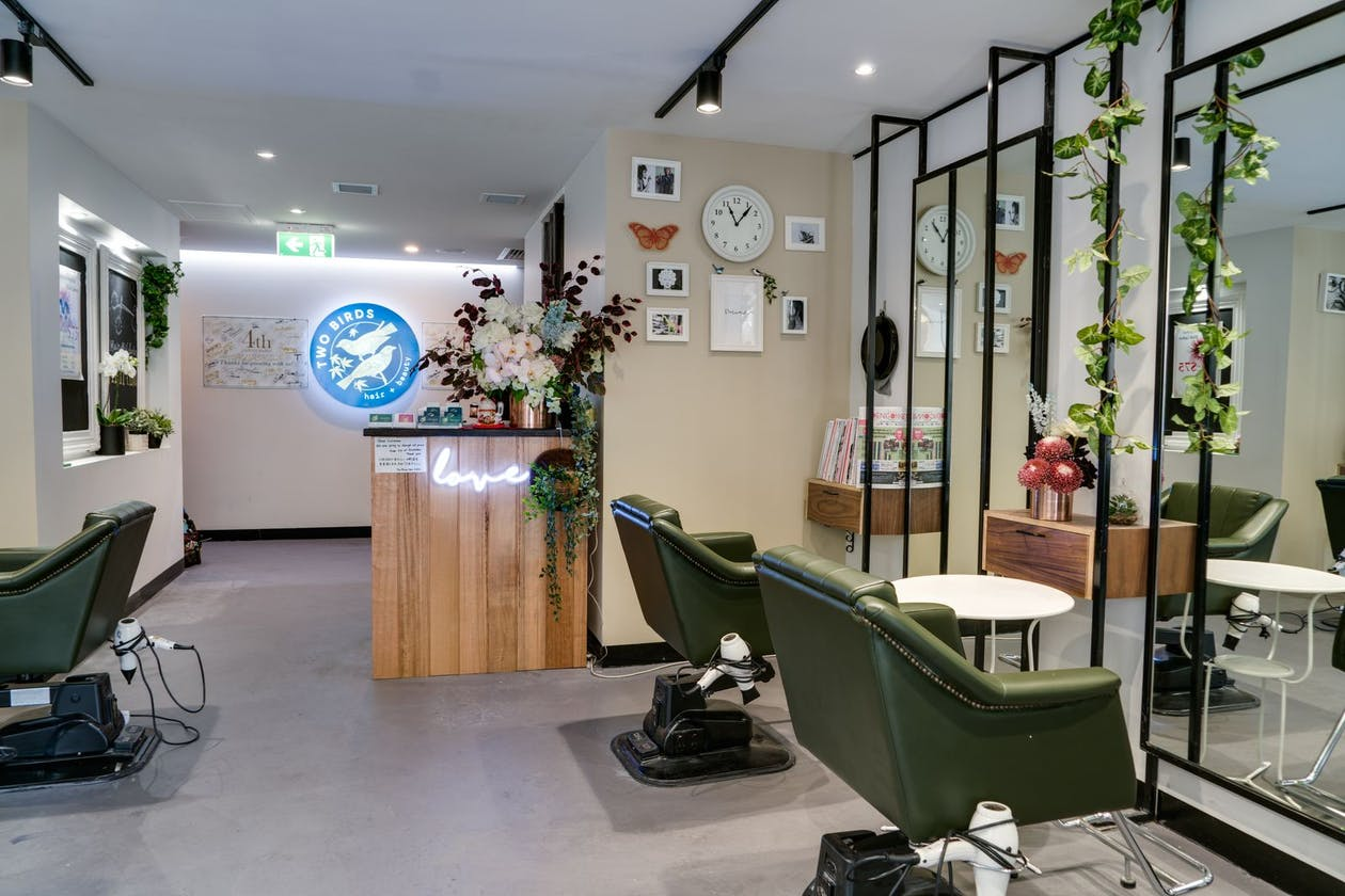 Two Birds Hair and Beauty Salon image 2