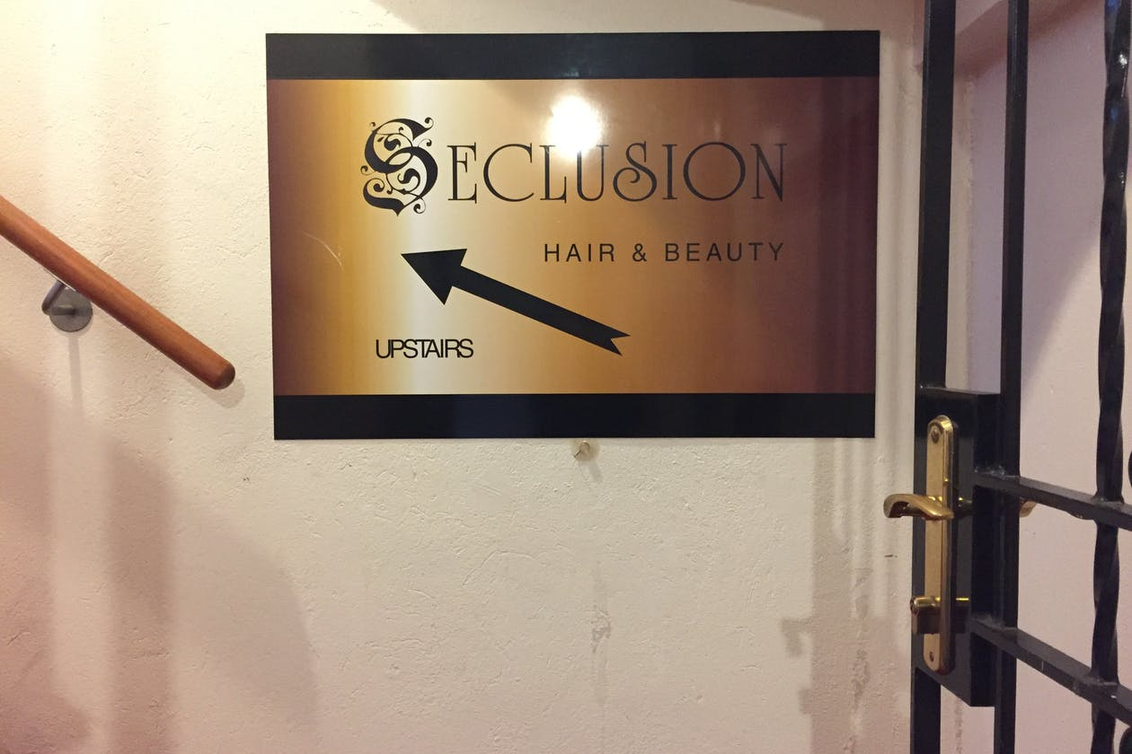 Seclusion Hair & Beauty