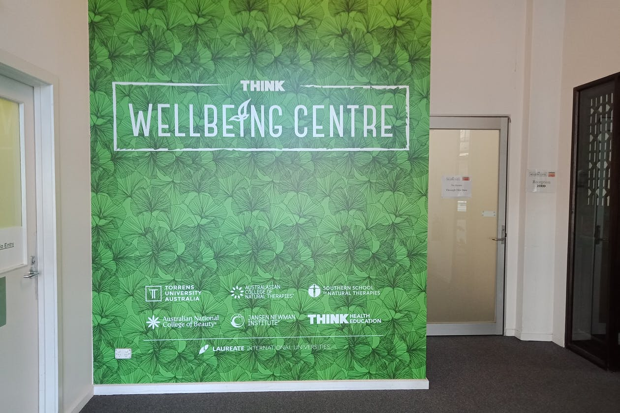 The Wellbeing Clinic at Fitzroy Campus