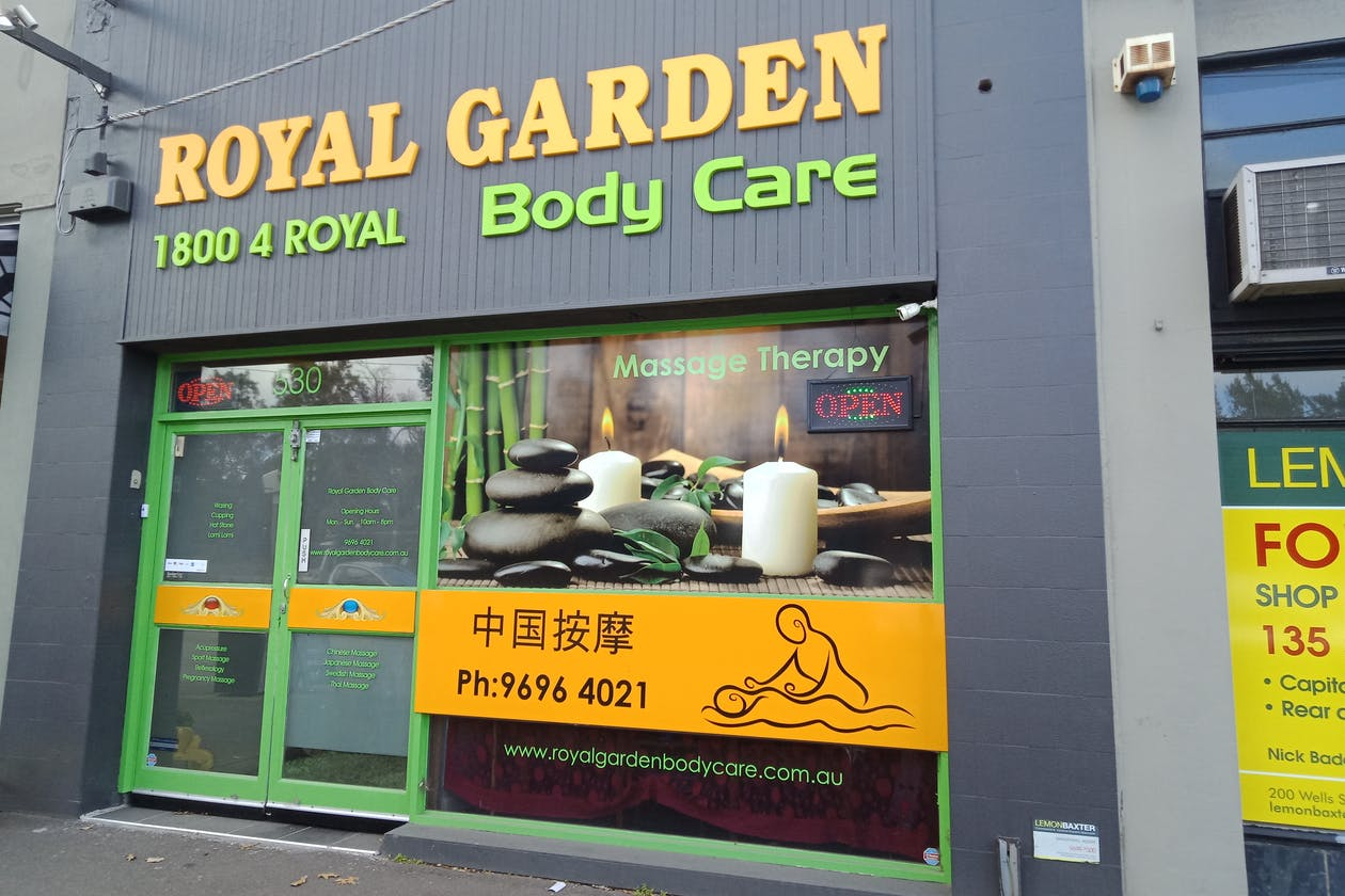 Royal Garden Body Care