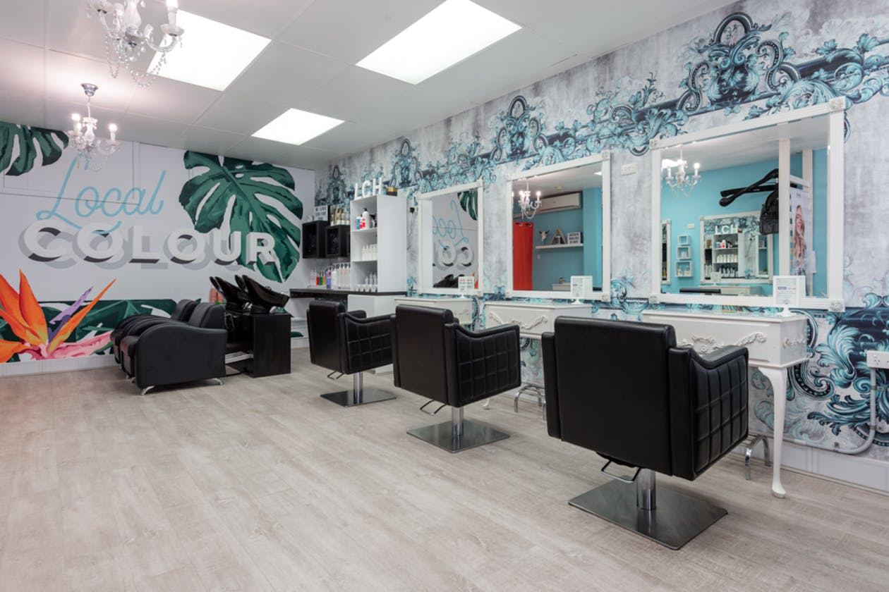Local Colour Hair Studio - Scarborough