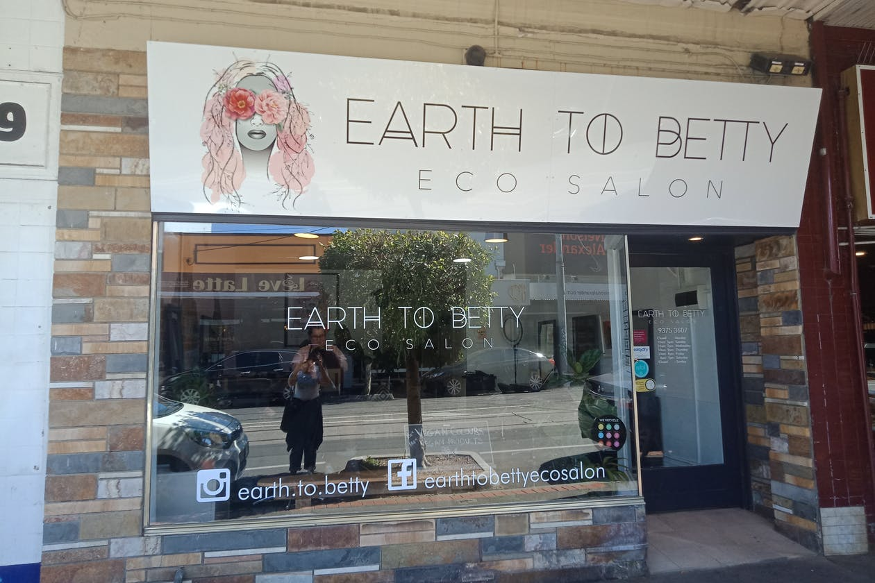 Earth To Betty Eco Salon