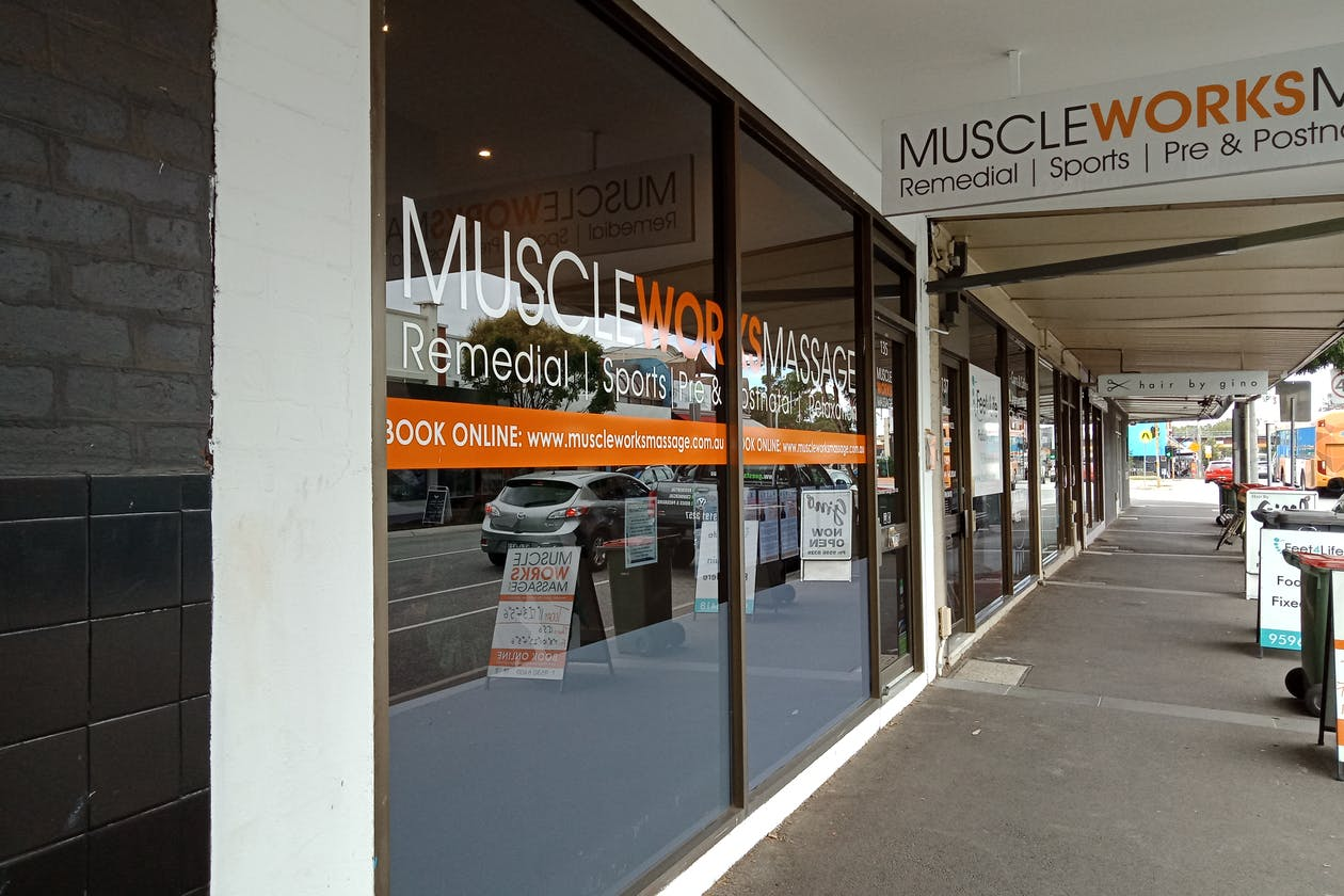 Muscleworks Massage image 2