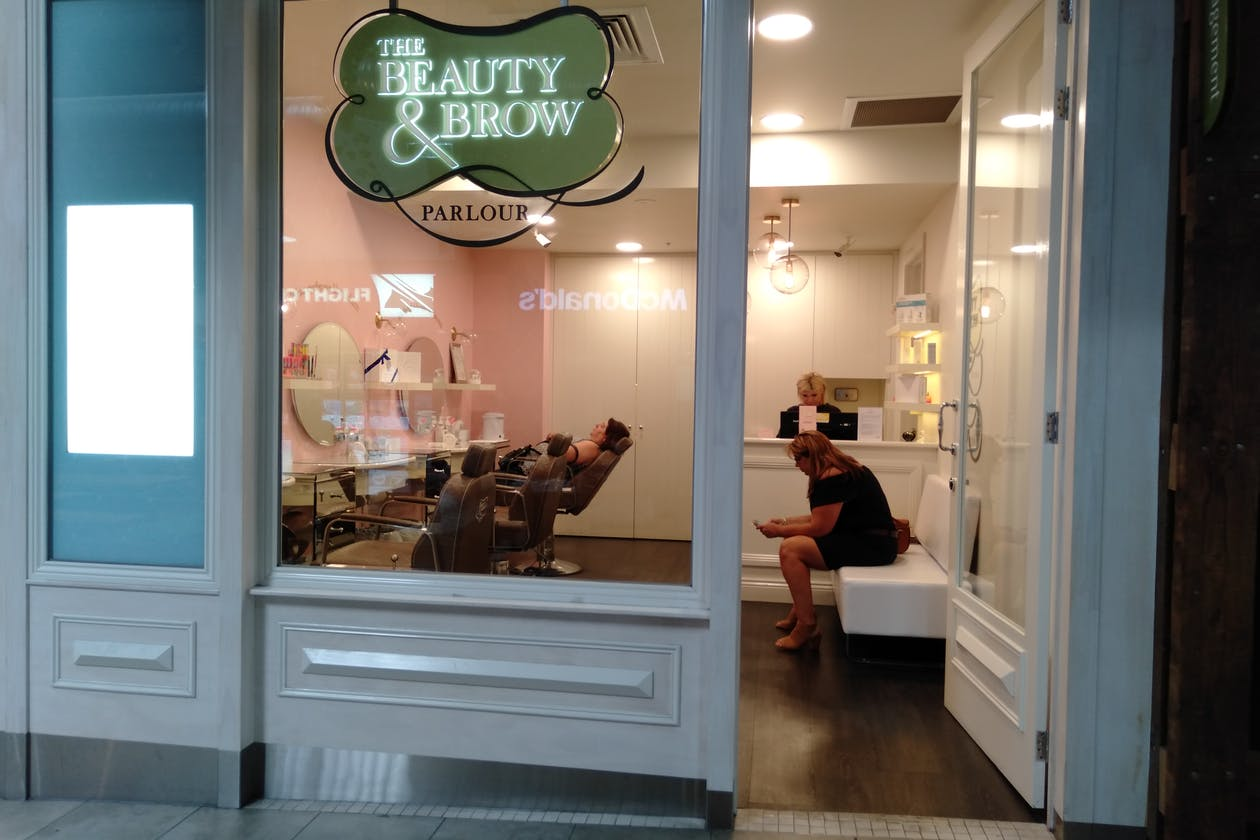The Beauty & Brow Parlour - Brunswick
