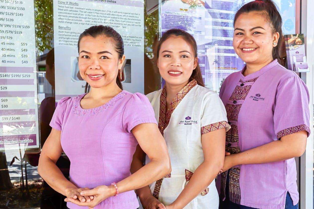 Thai Royal Orchid Massage image 16