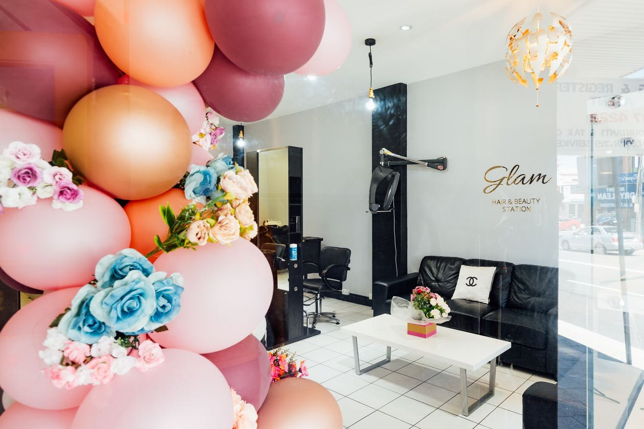 Glam Hair and Beauty Station image 3