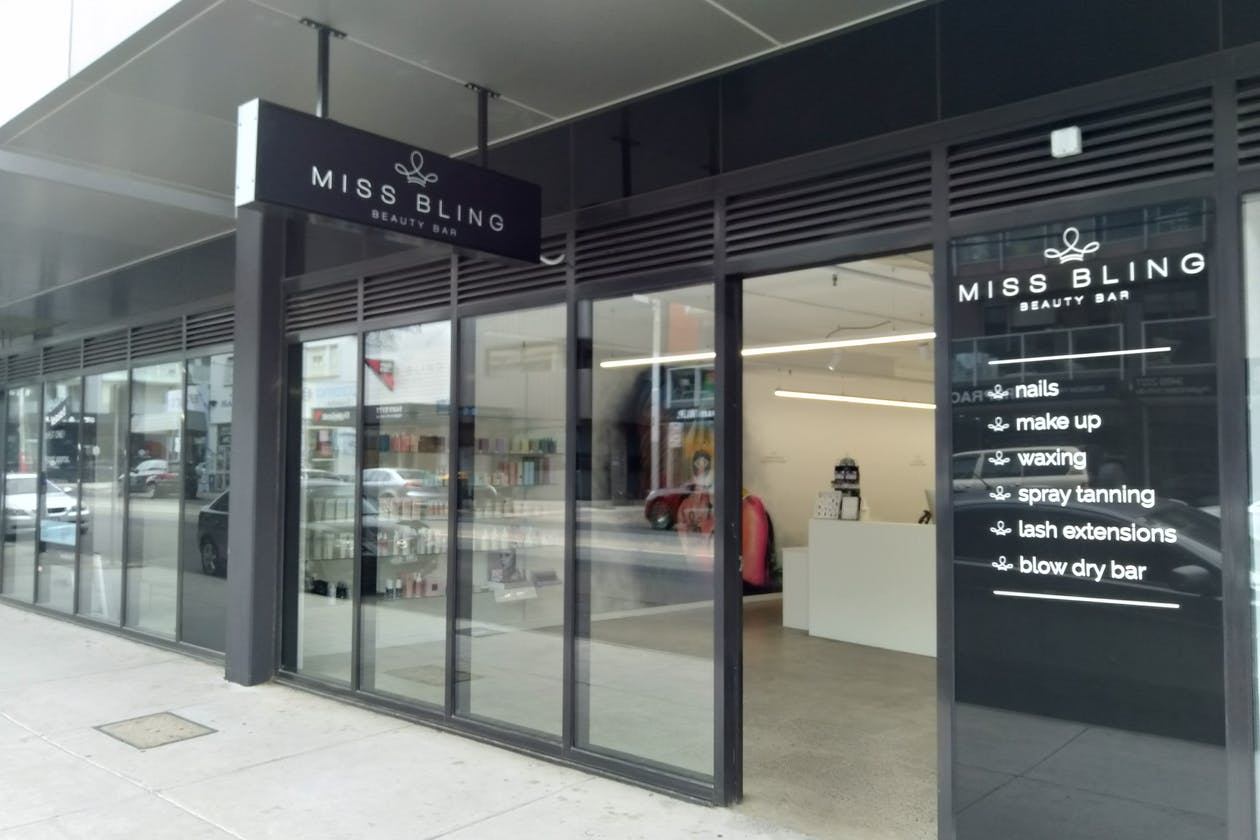Miss Bling Beauty Bar