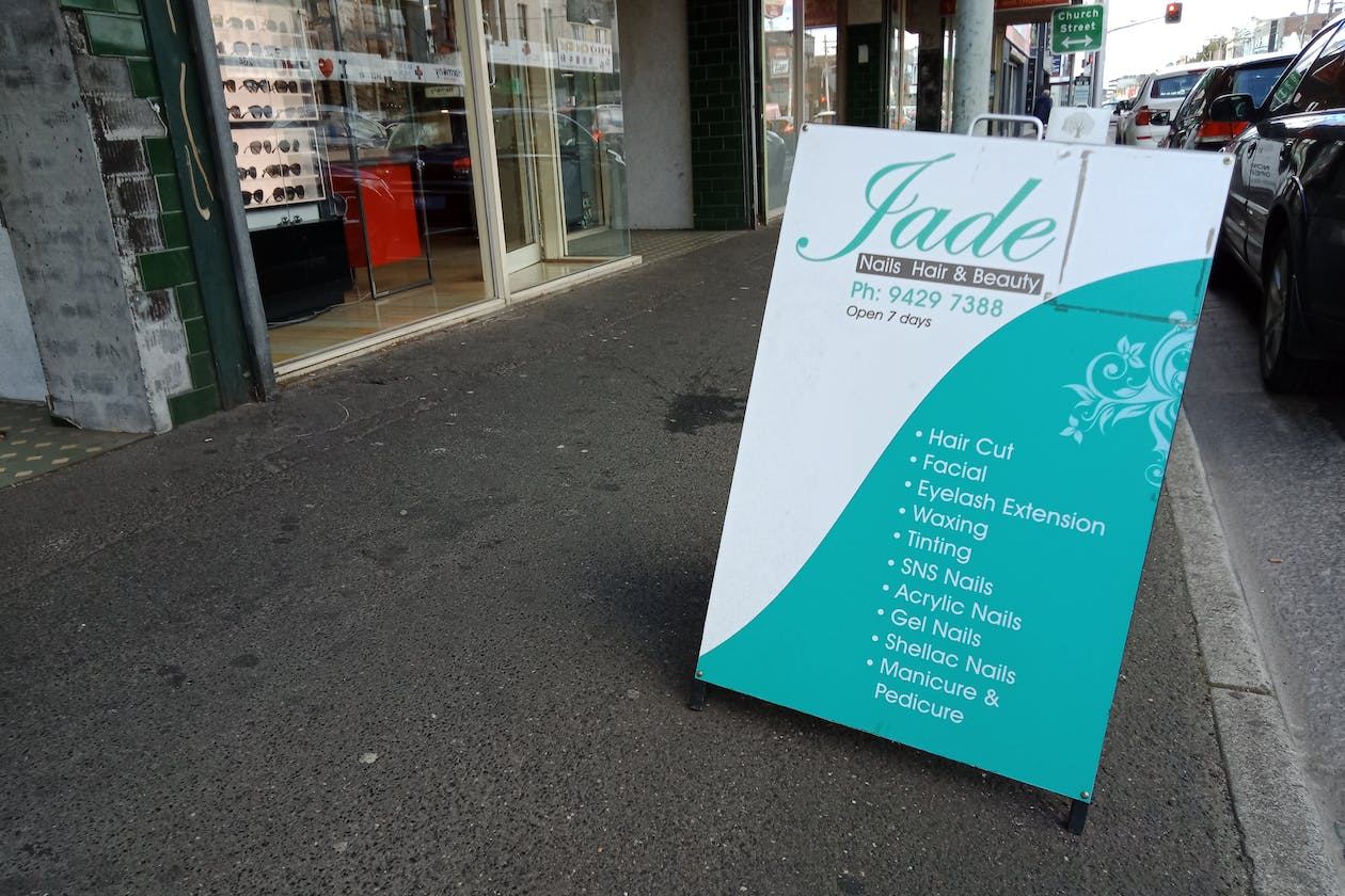 Jade Nails Hair Beauty - Abbotsford