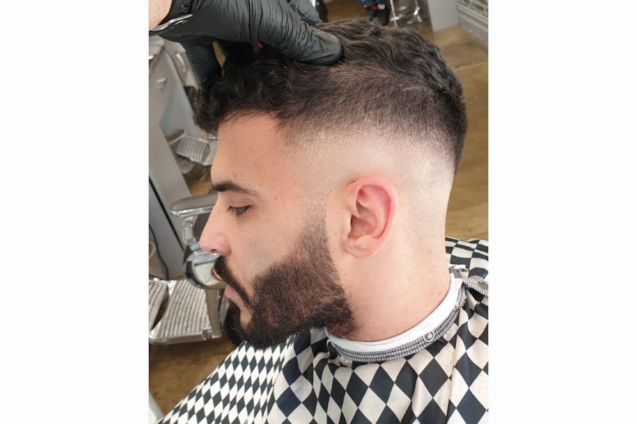 Captain Style Barber Shop image 14