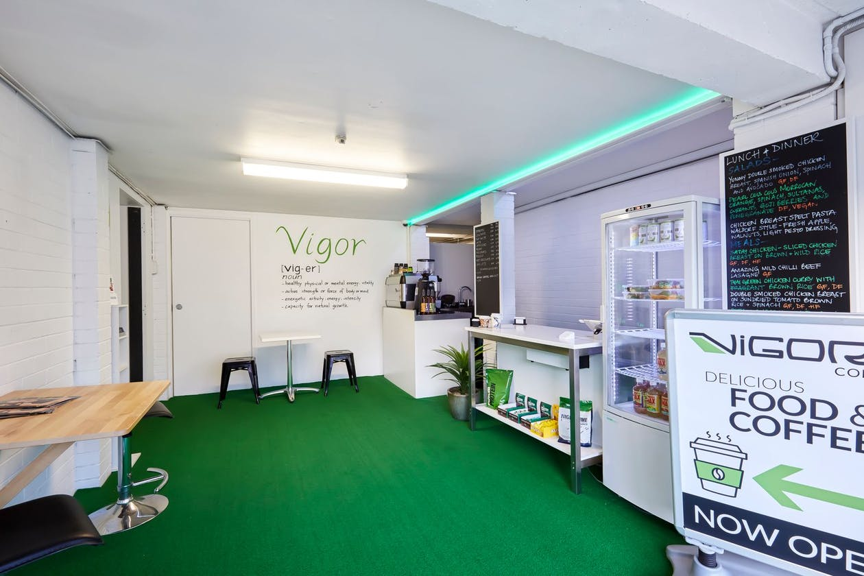 Vigor Personal Training Studio