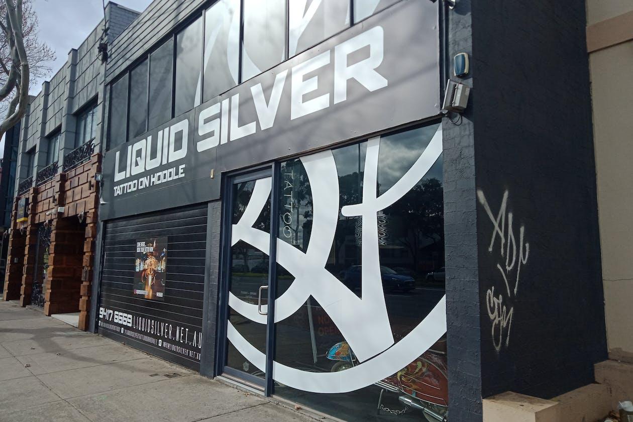 Liquid Silver - Tattoo on Hoddle image 4