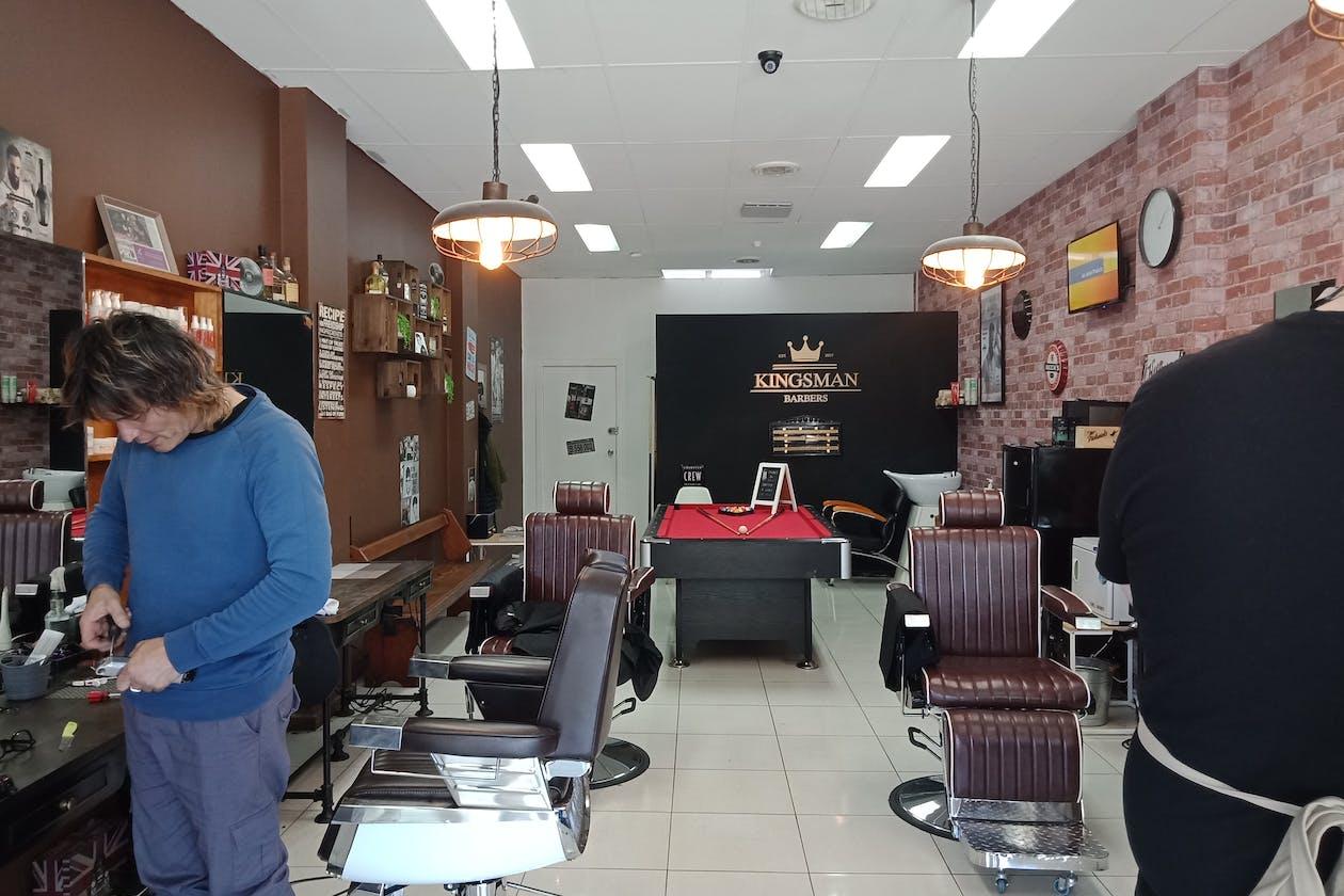 Kingsman Barbers