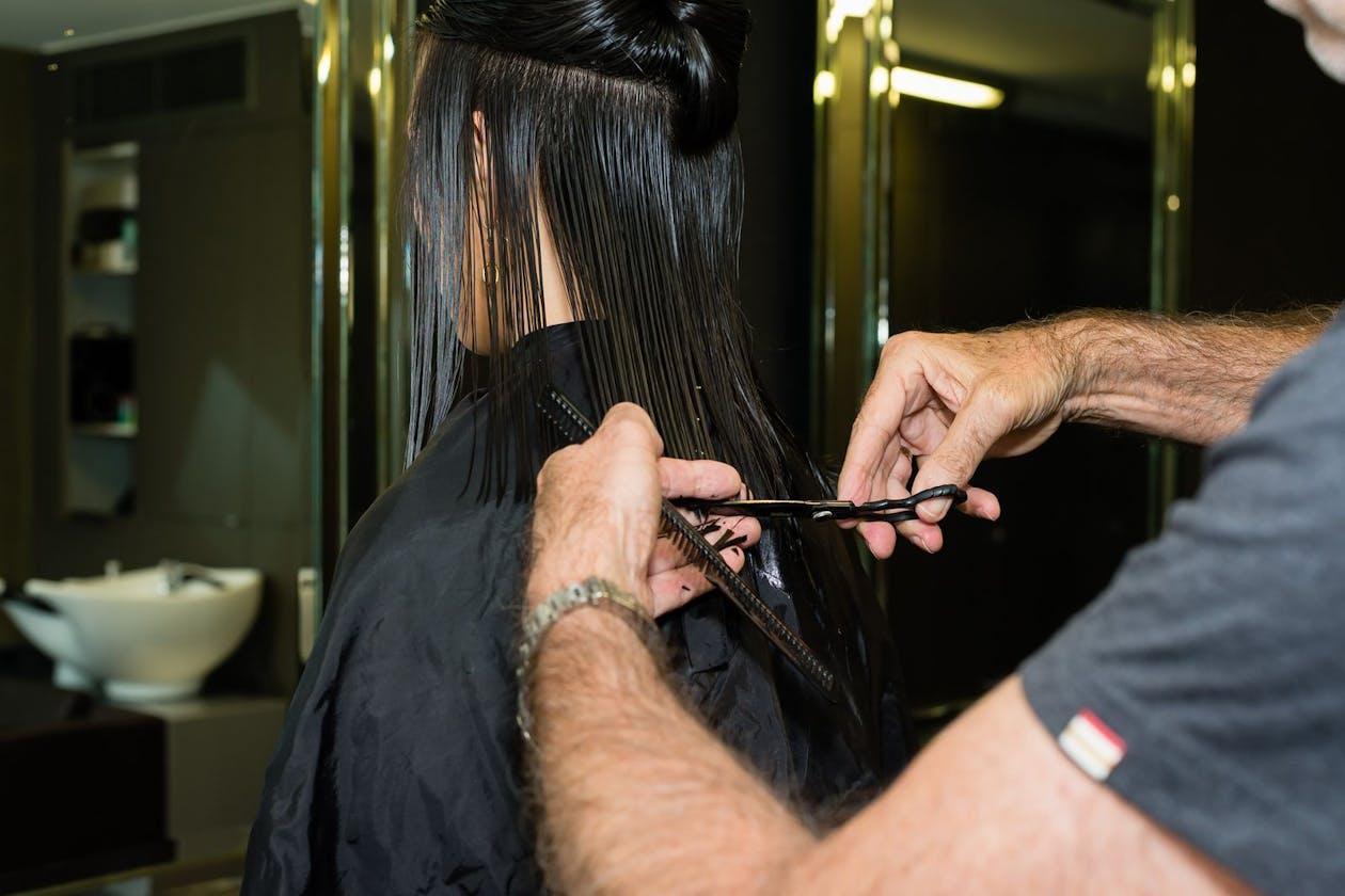Dario Chicco Haircuts at VOI image 6
