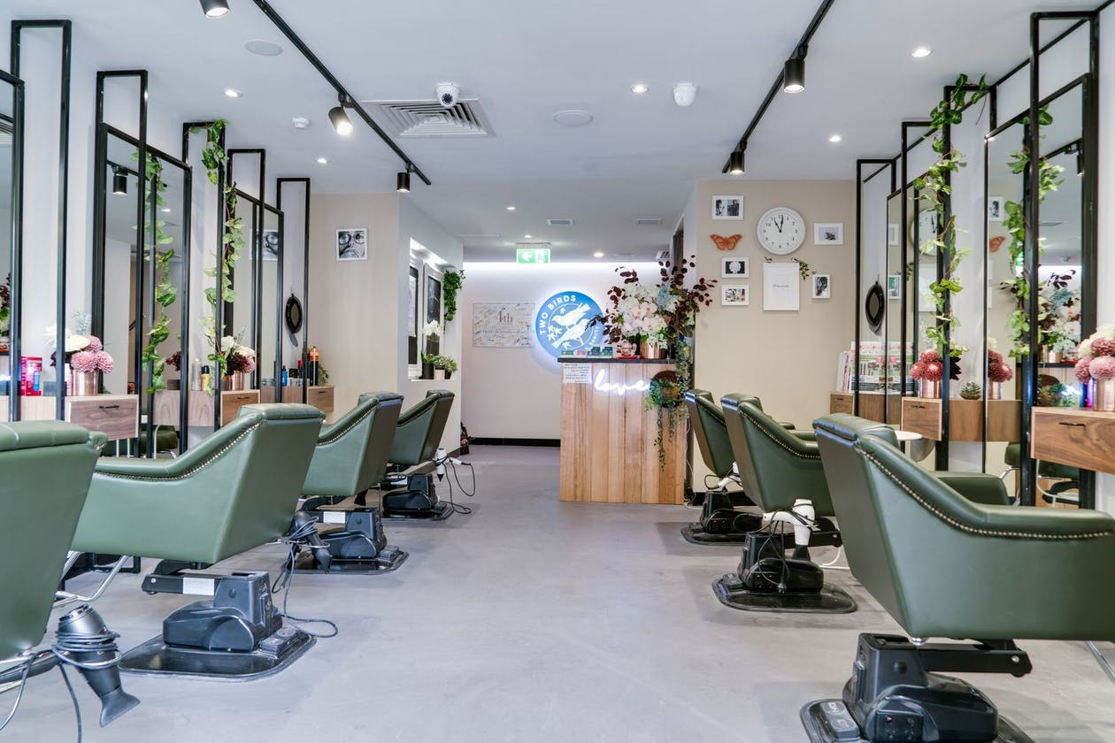 Two Birds Hair and Beauty Salon