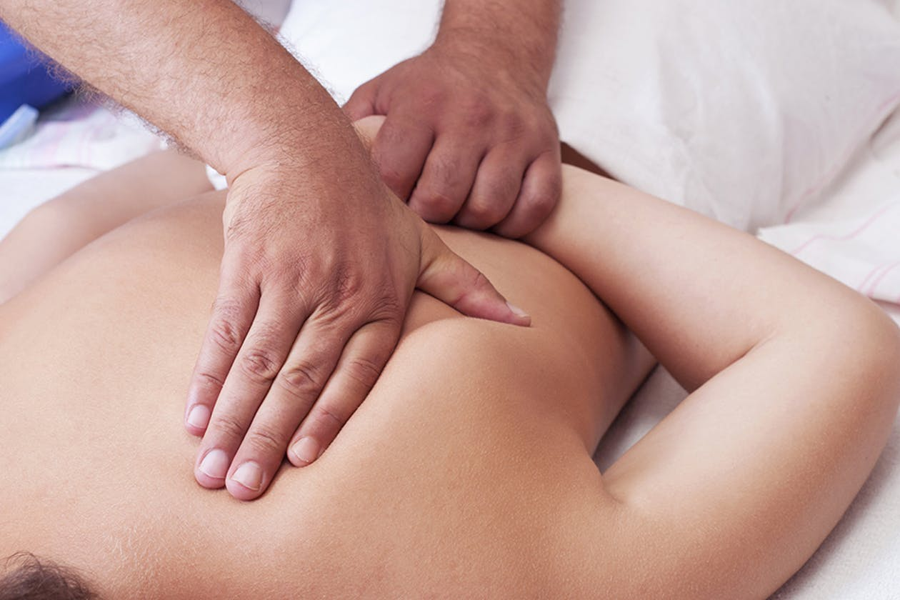 Healing & Restore Body Massage Therapy