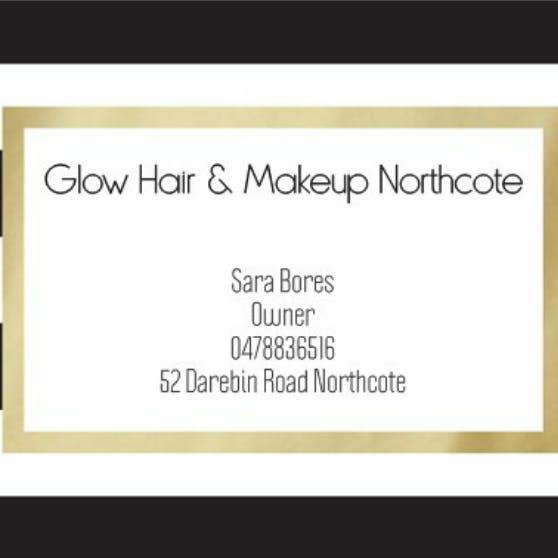 Glow Hair and Makeup